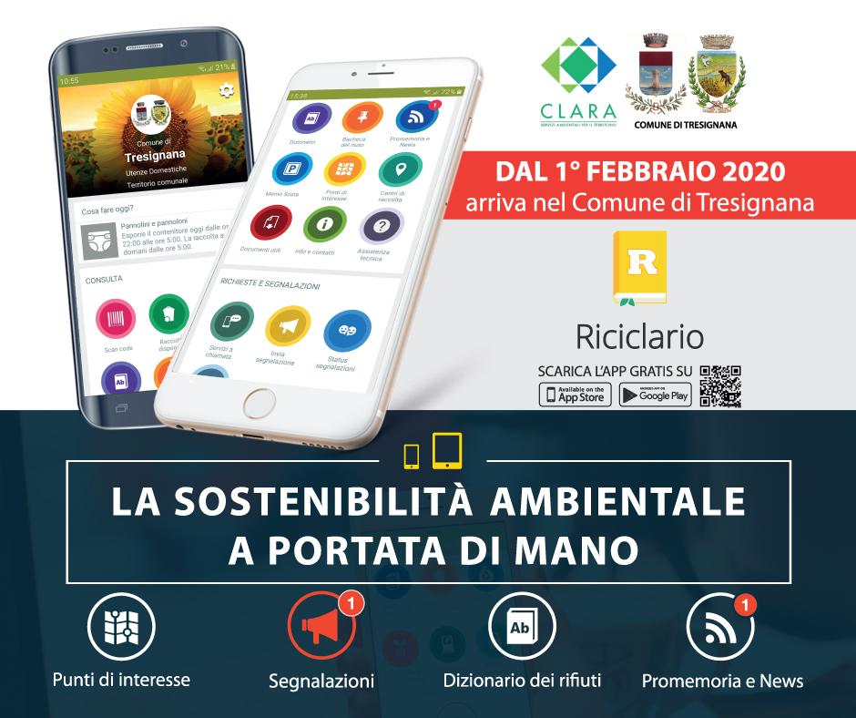 Scaricare app riciclario